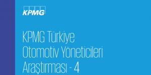 KPMG Otomotiv Yöneticileri Araştırması 2017